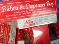 Ribbon & Dispenser Box