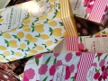 Fruity Foldout Boxes