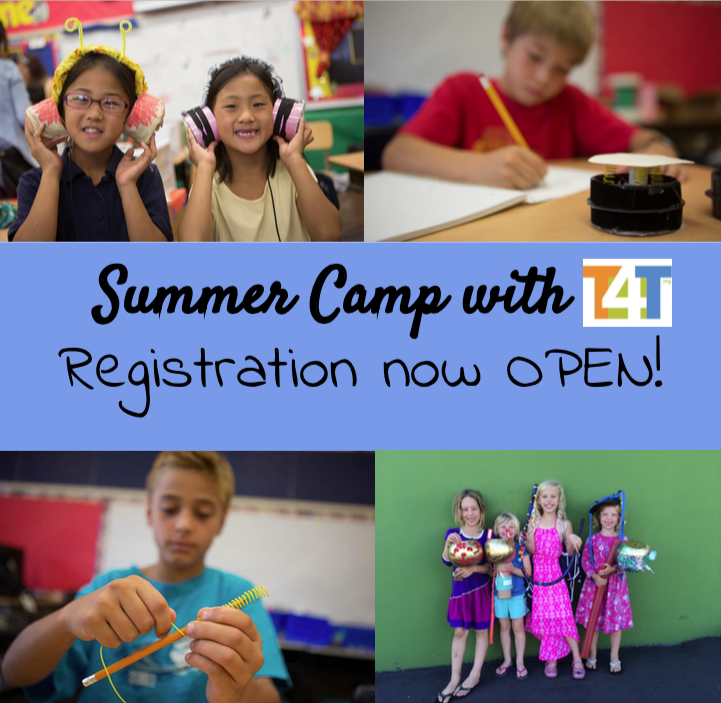 T4T Summer Camp 2016